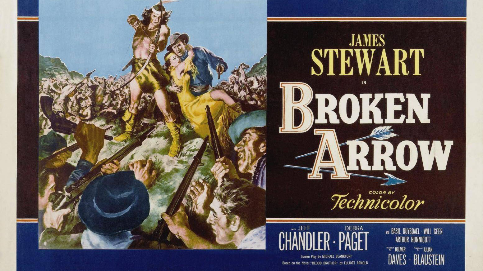 broken arrow 1950 spotlight