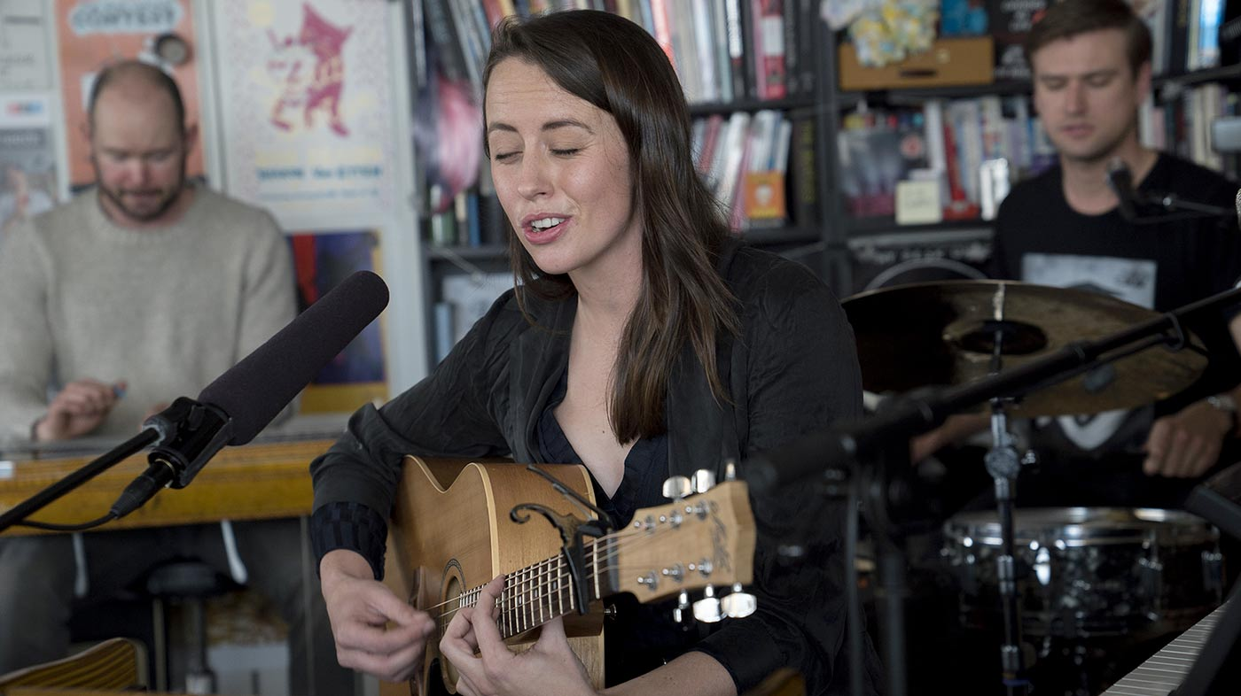 Tiny Desk Concert: Gordi