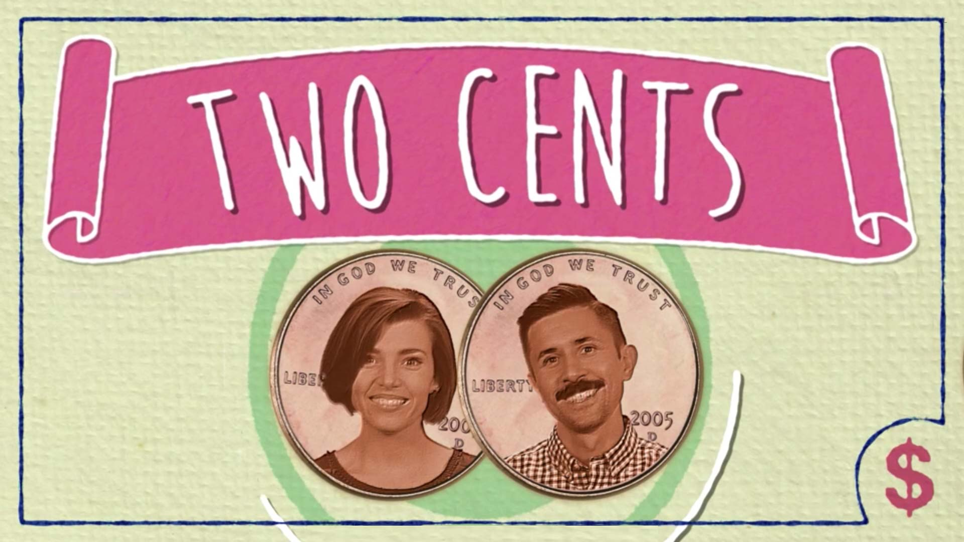 PBS Digital Studios and the producers of It's Okay to Be Smart bring you TWO CENTS, a new weekly series about personal finance for millennials and Gen Z.