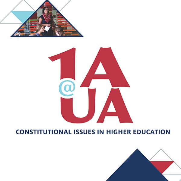 Constitutional issues in higher education