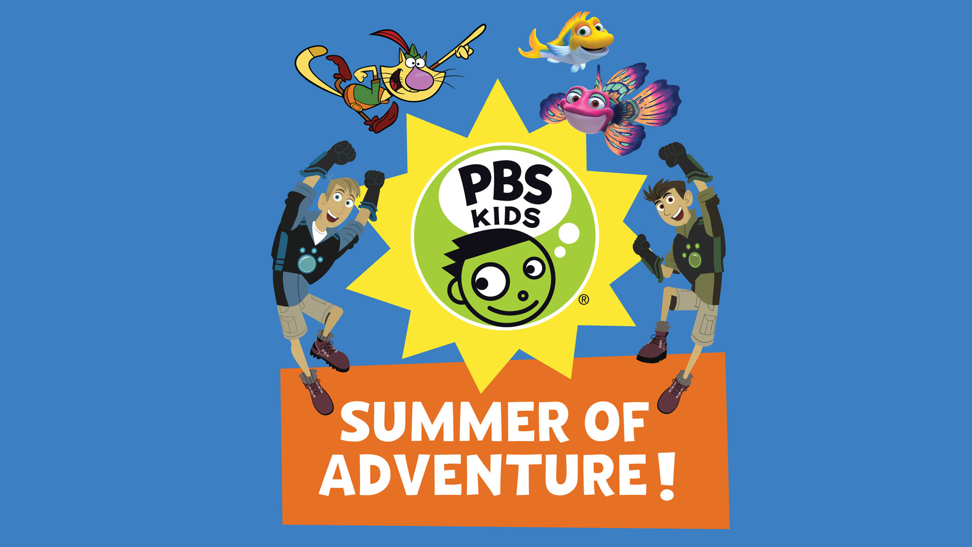 pbs kids summer of adventure 2018 hero
