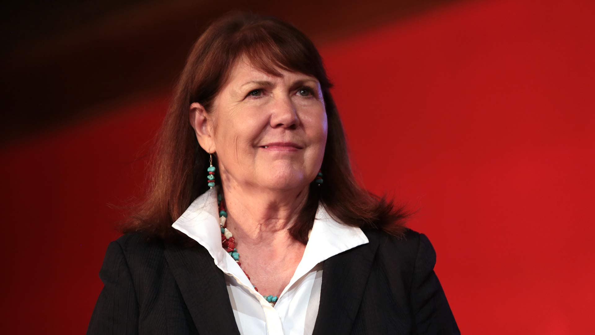 U.S. Congresswoman Ann Kirkpatrick in Phoenix, September 2016.