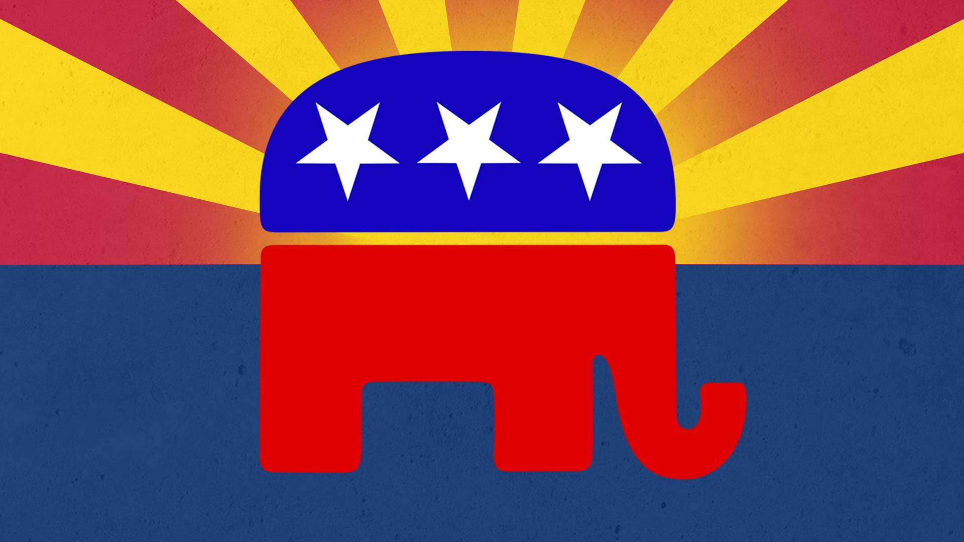 arizona flag GOP