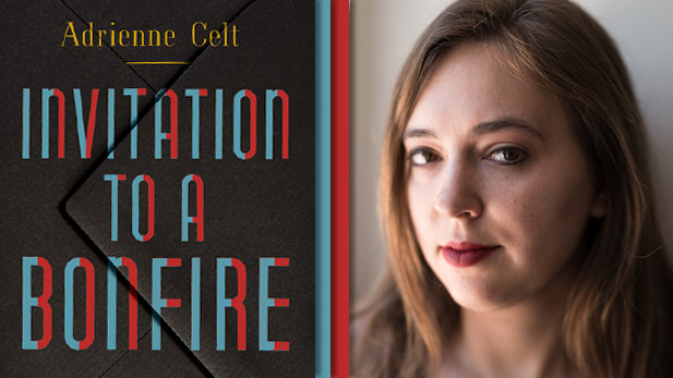 Adrienne Celt Invitation to a Bonfire