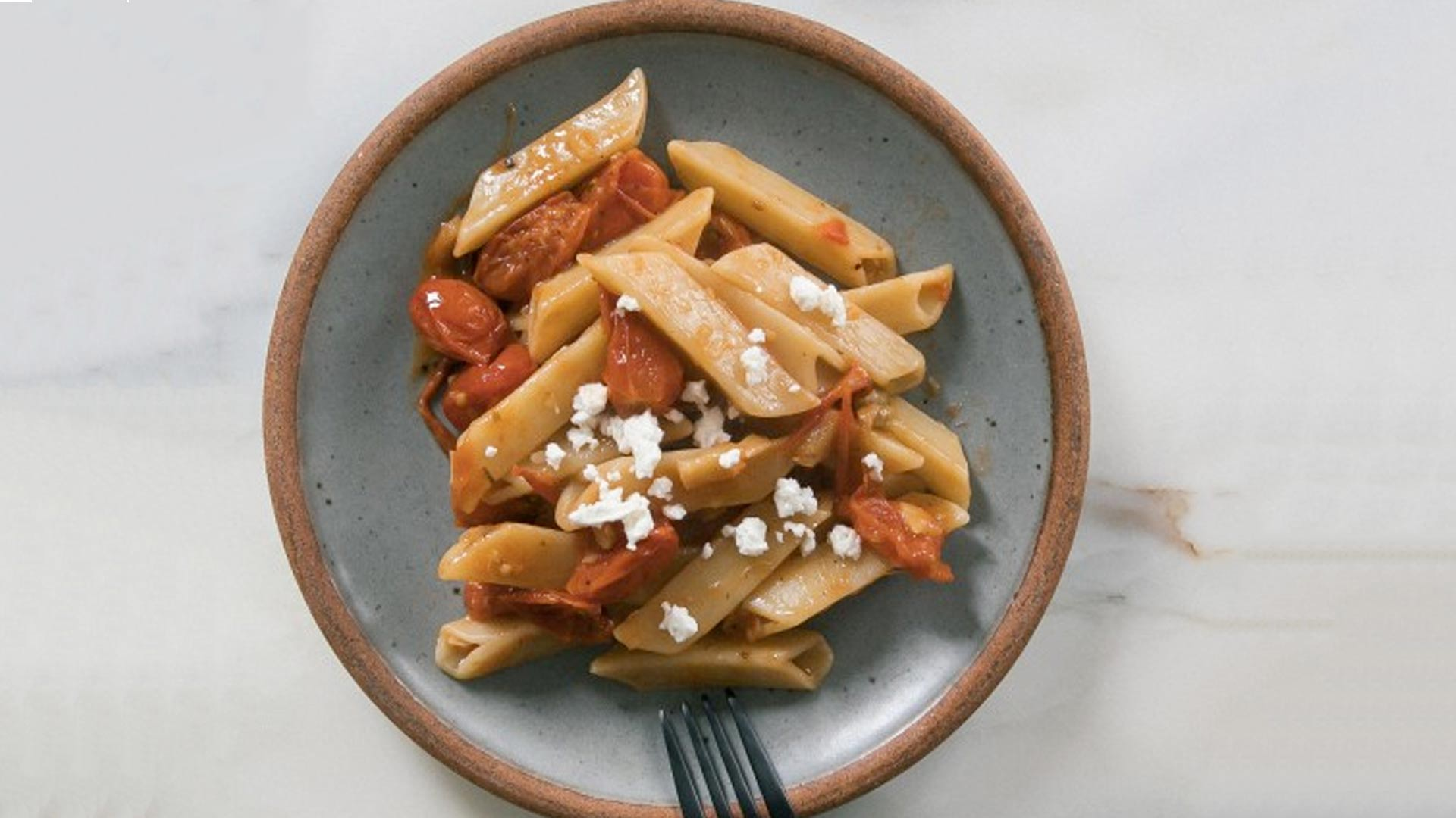 Tomato and Artichoke Pasta