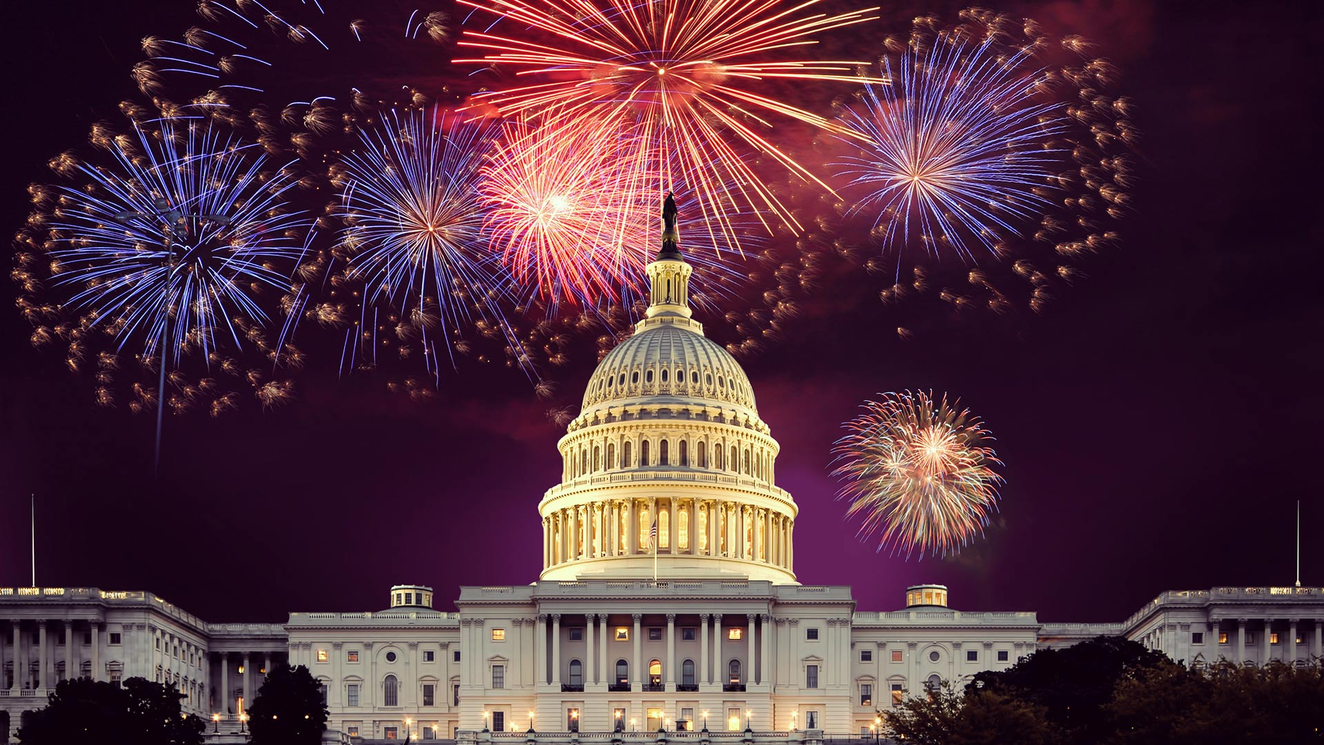 A CAPITOL FOURTH puts viewers front and center for the greatest display of fireworks anywhere in the nation.