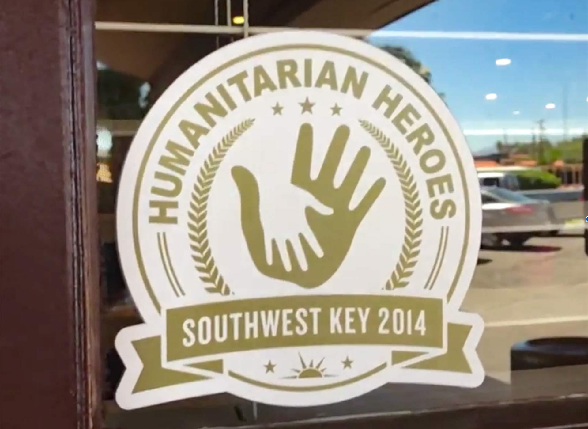 Southwest Key sticker