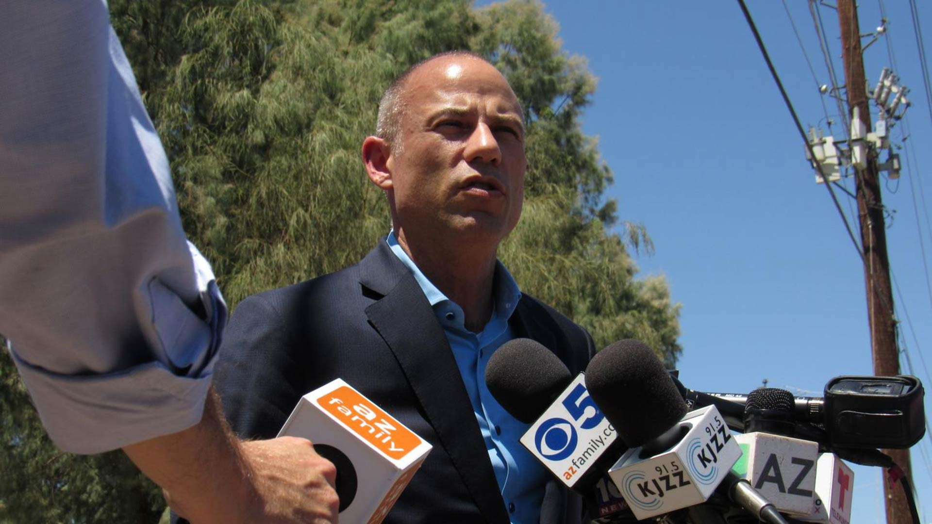 Attorney Michael Avenatti says he now represents upwards of 60 undocumented immigrant families who were separated by the government.