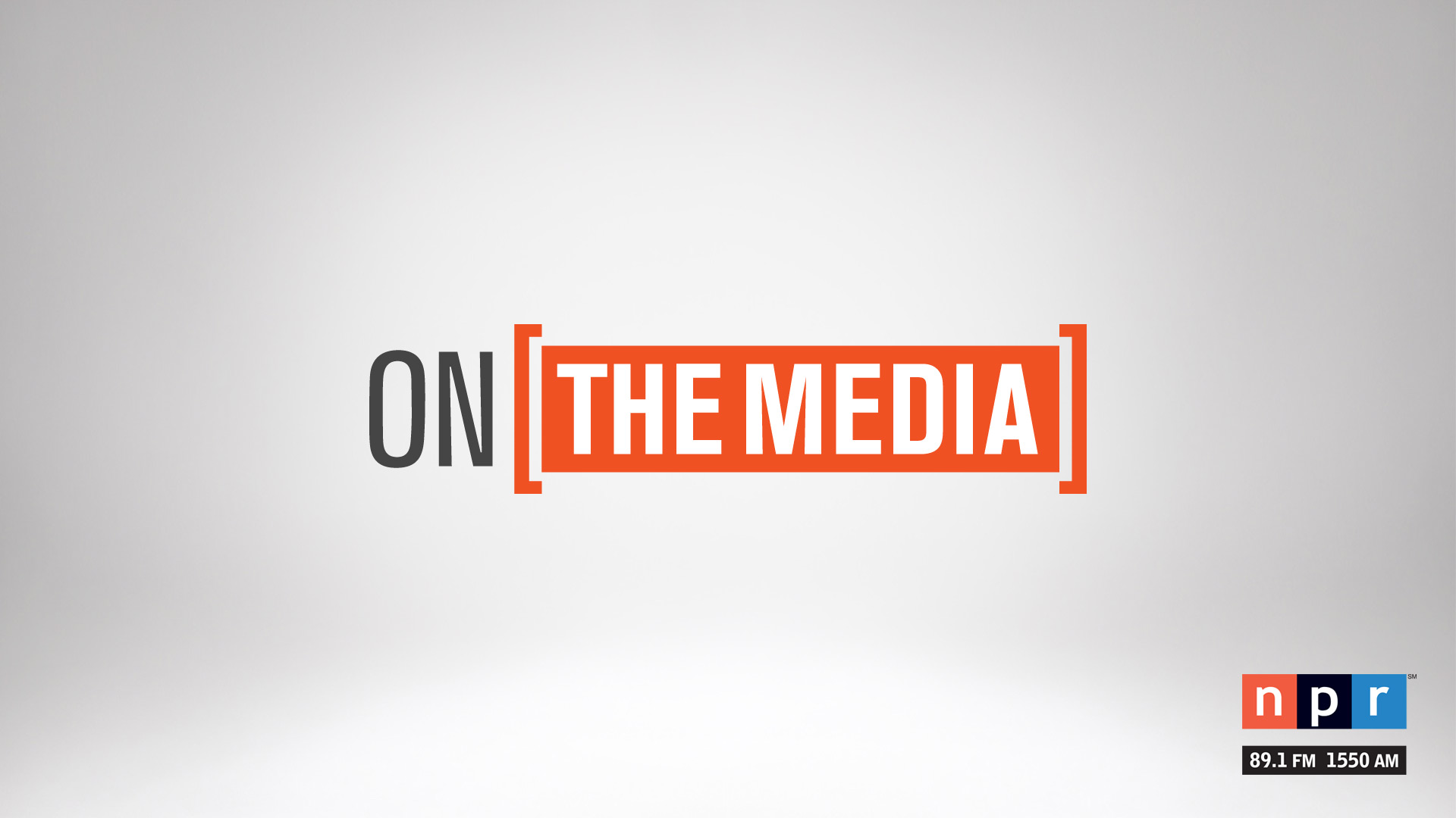 On the Media is hosted by veteran reporters Brooke Gladstone and Bob Garfield.