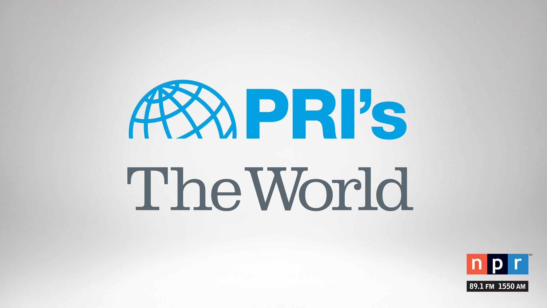 "PRI's ""The World"" brings you radio's most interesting stories. Hosted by Marco Werman."