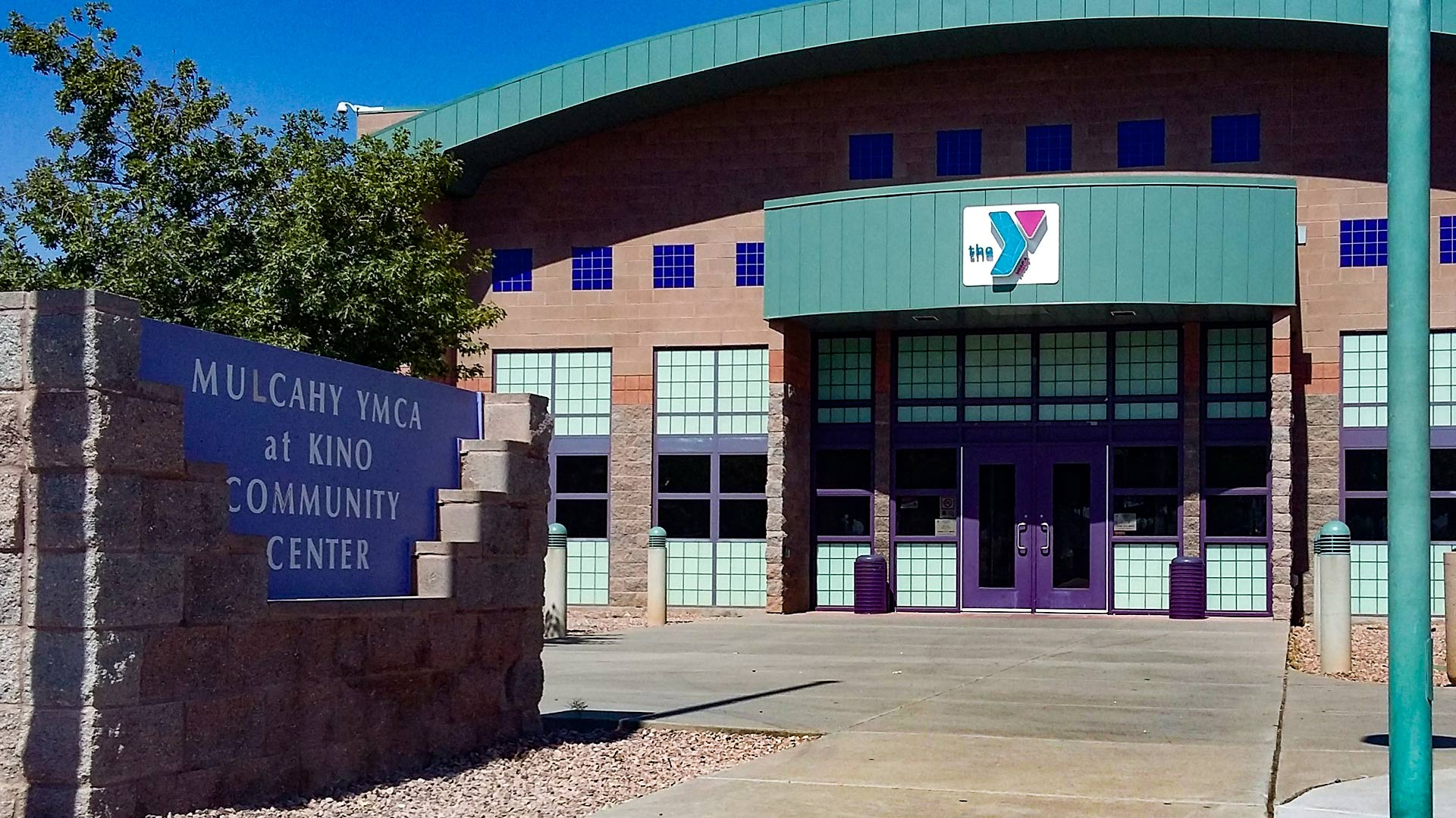 The Mulcahy YMCA at the Kino Community Center.