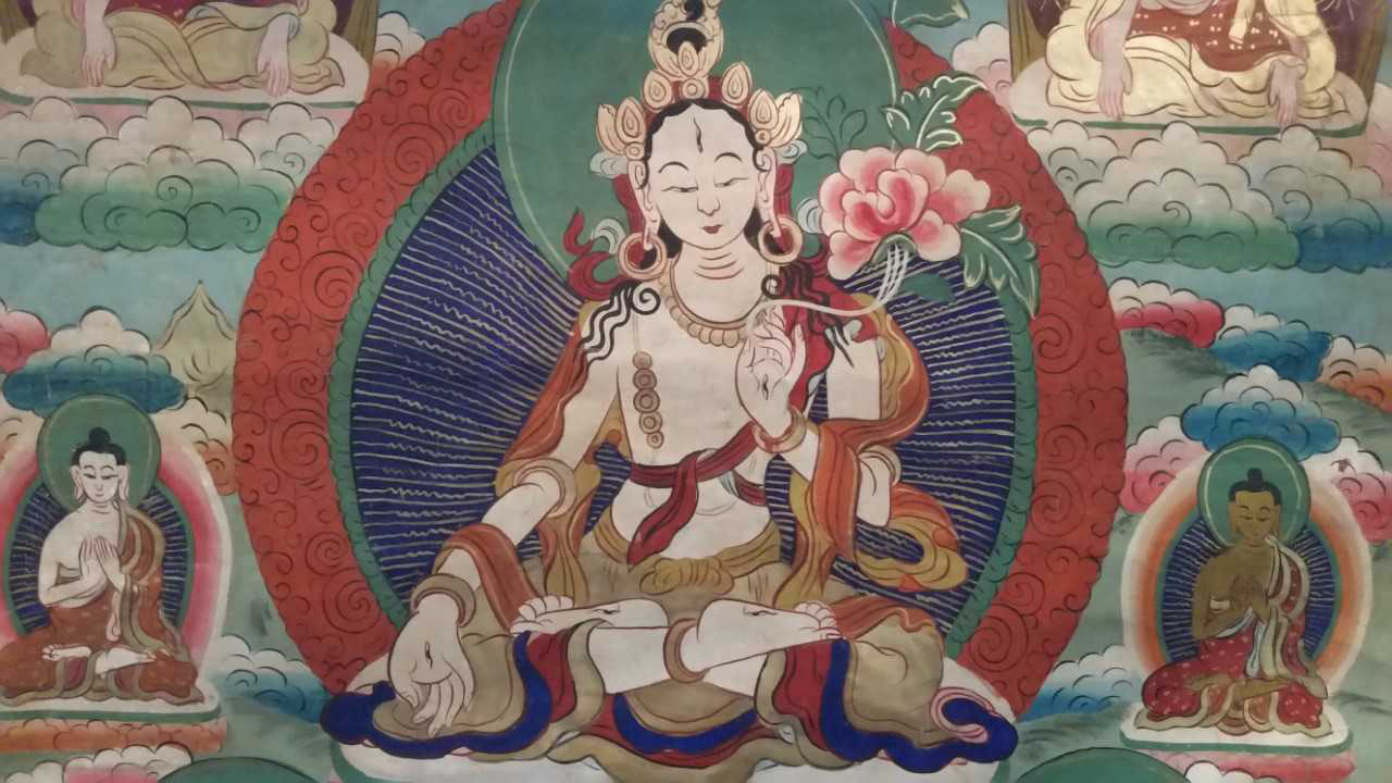 tibetan buddhist thangka spotlight 2
