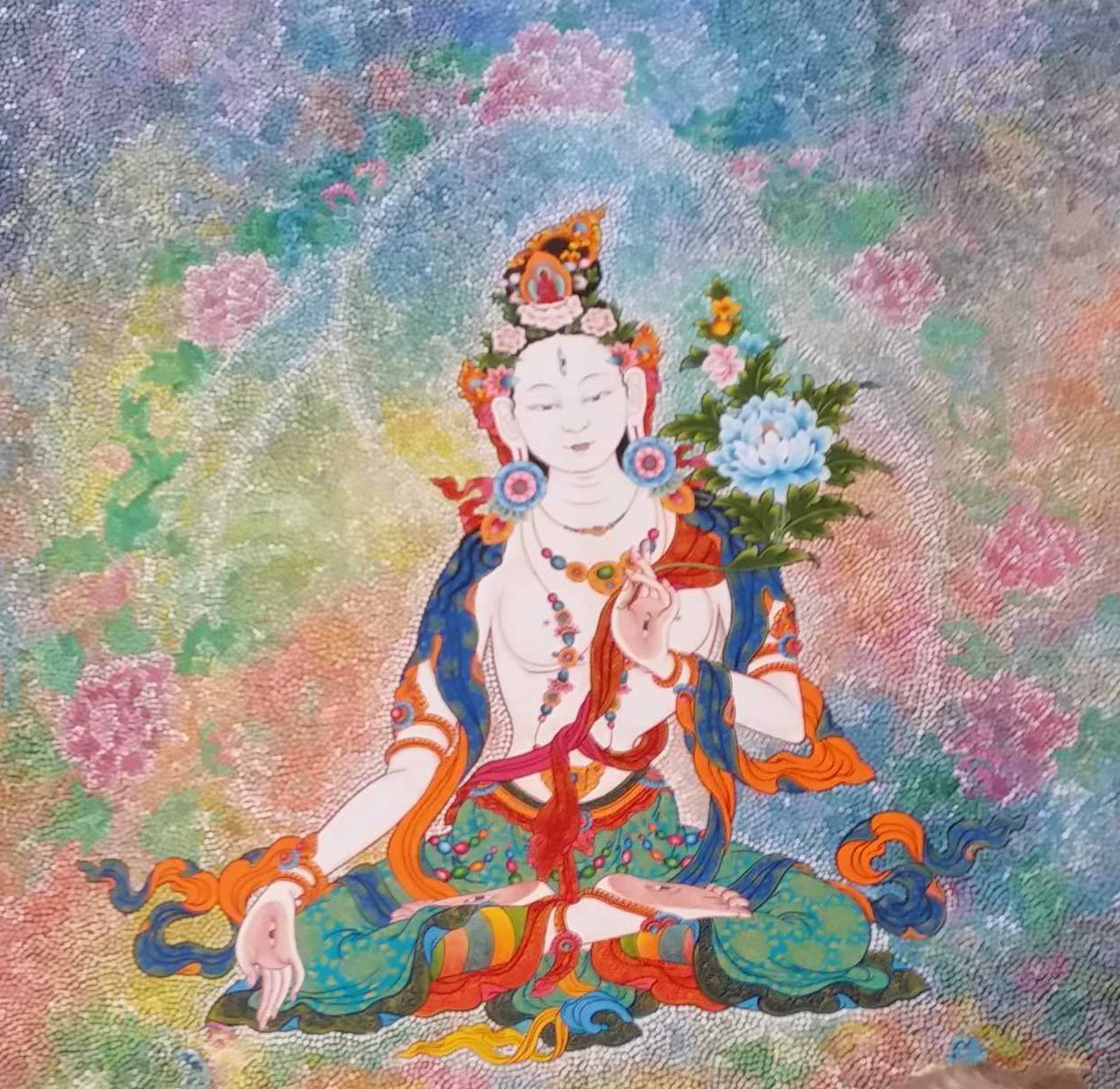 tibetan buddhist thangka spotlight 1