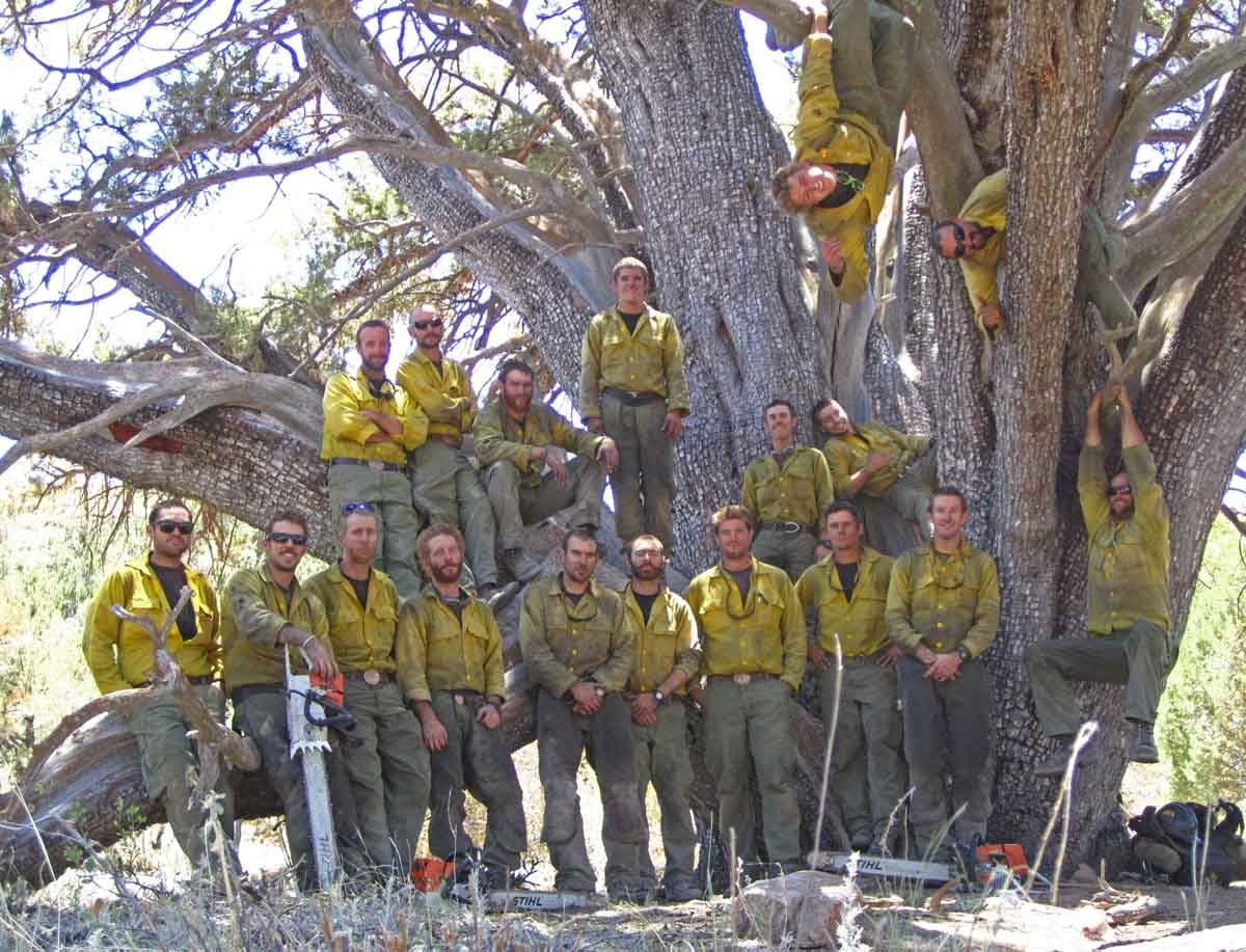 Yarnell Granite Mountain HotShots