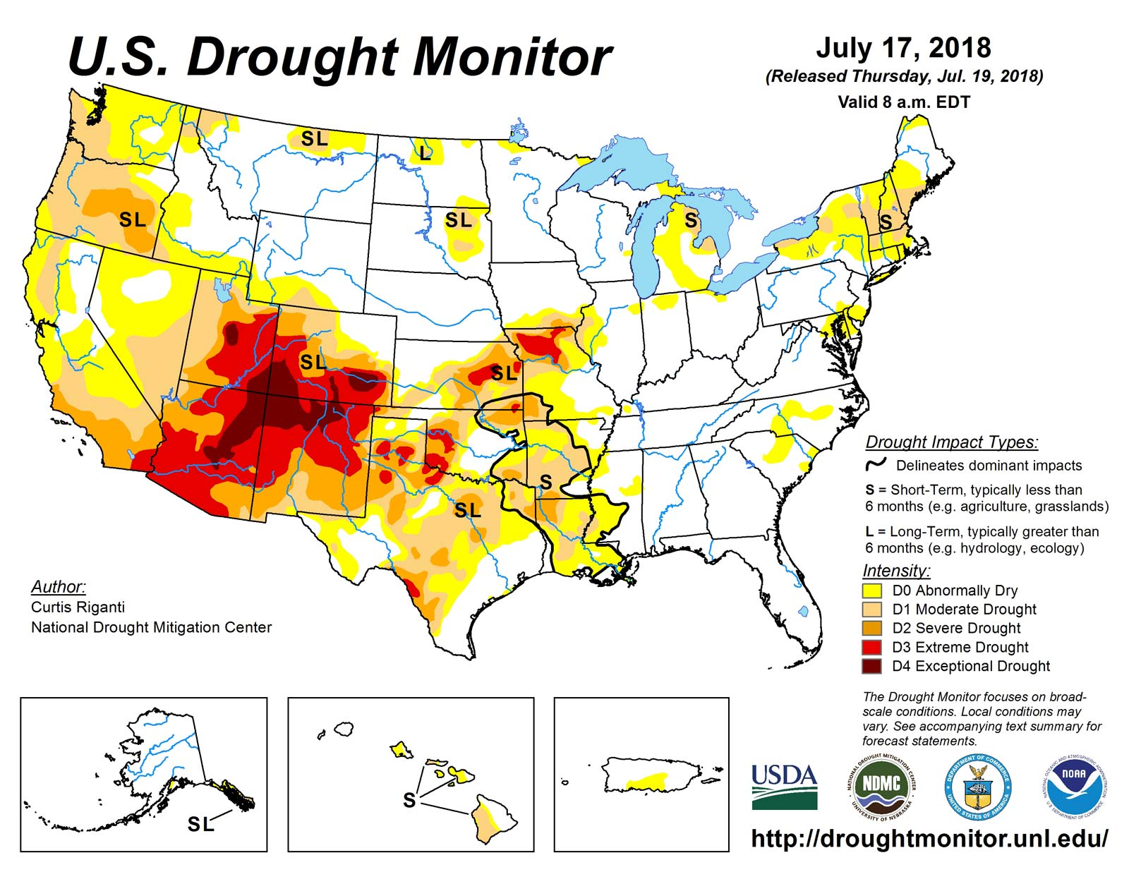 Drought July 17 2018