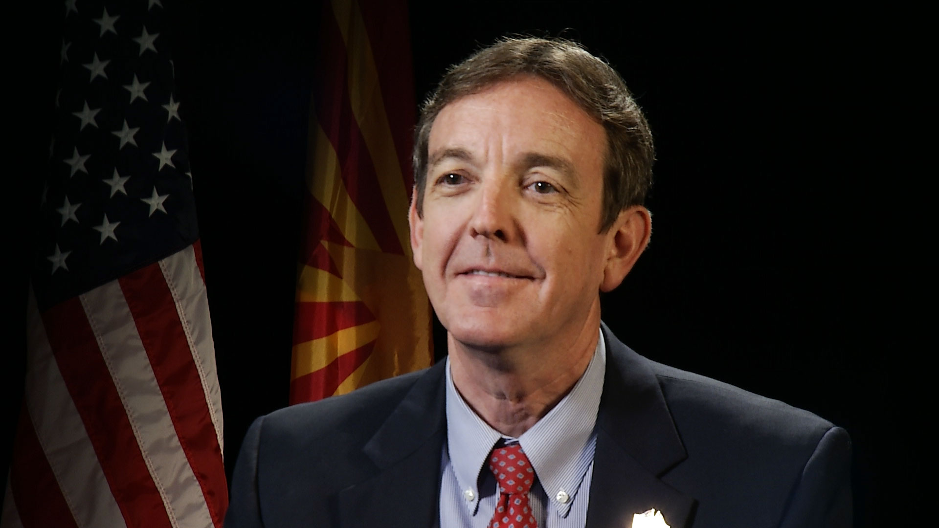 2018 Republican Arizona gubernatorial candidate Ken Bennett
