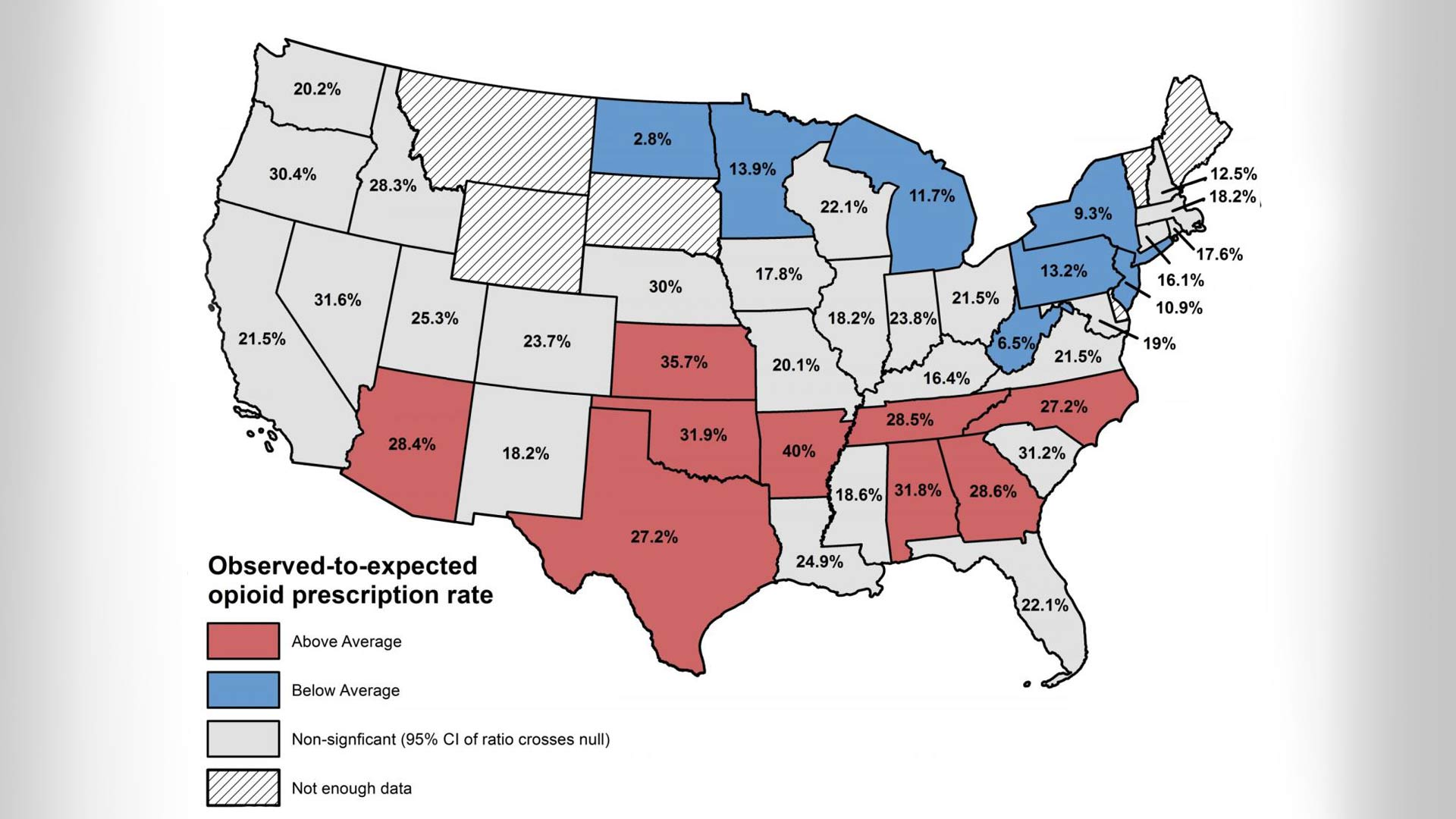 opioids by state
