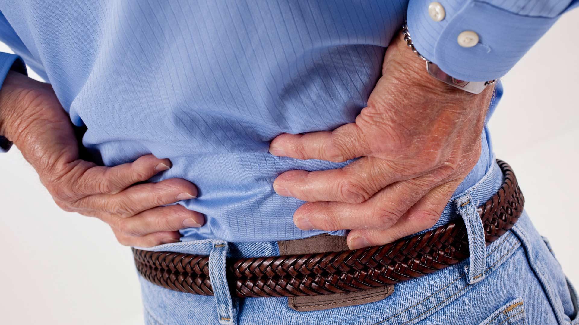 The American Chiropractic Association estimates 31 million Americans complain of lower back pain.
