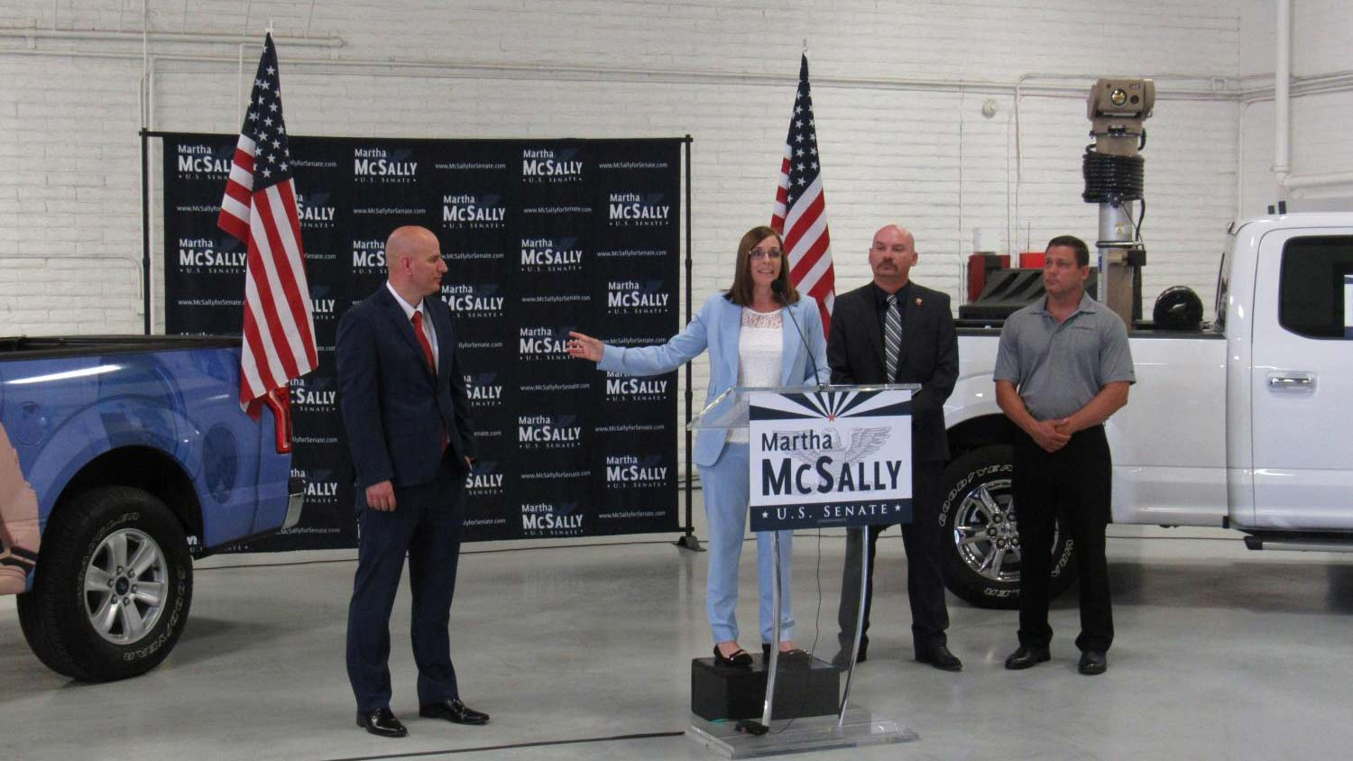 Mcsally border patrol