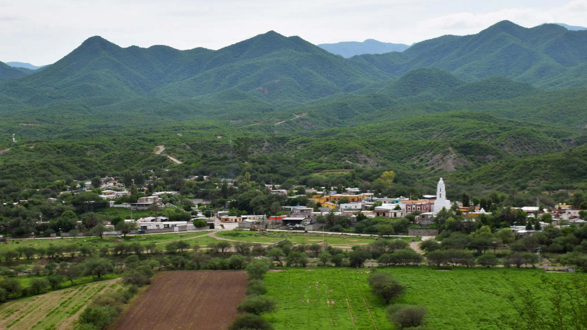 Bacanora town