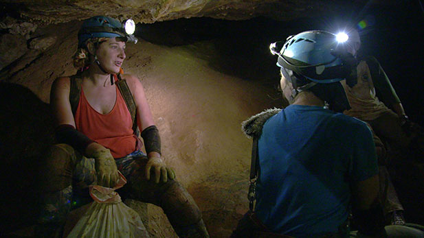 Restoring Peppersauce Cave