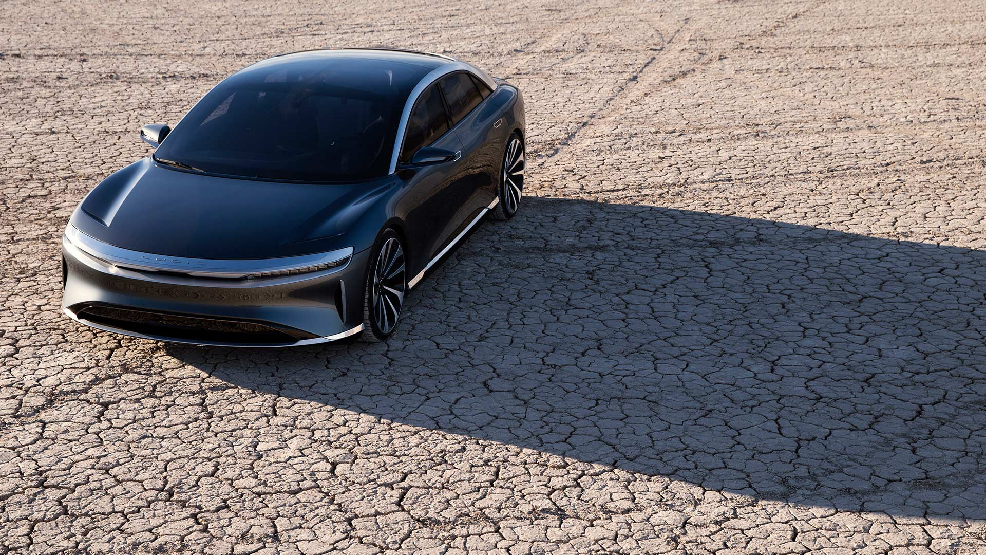 Lucid Motors' Air.