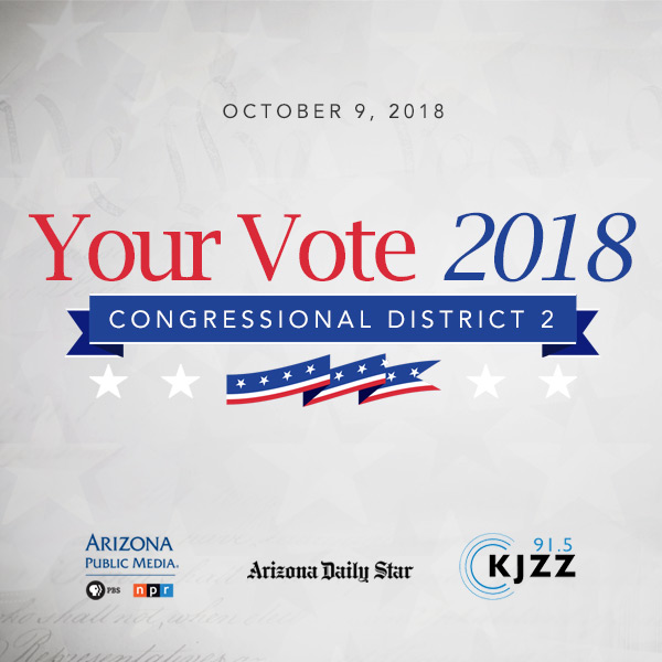 2018 General Election Debates: Congressional District 2