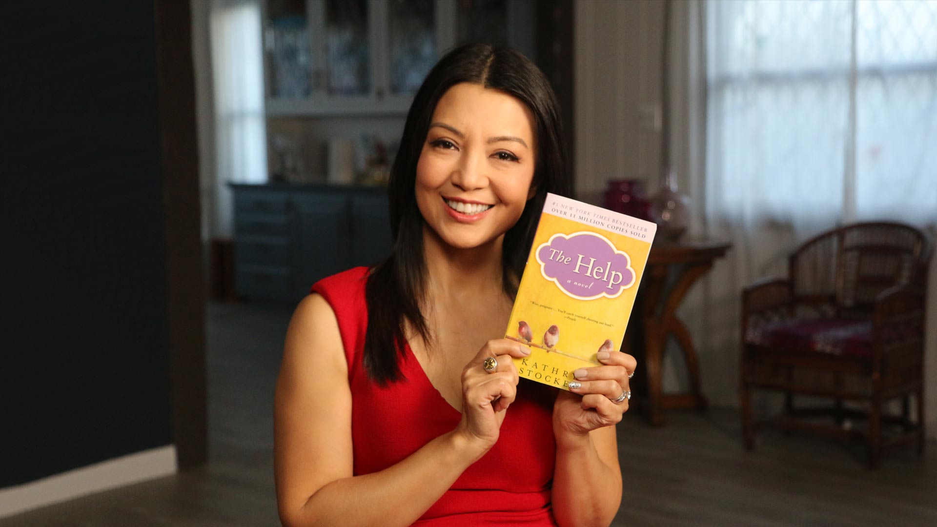 Great American Read: Ming-Na Wen