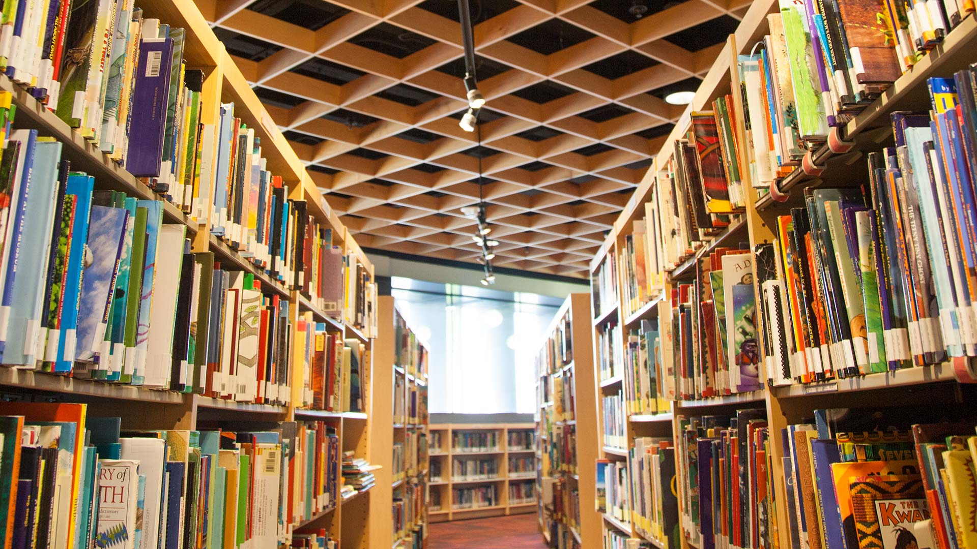 Worlds of Words has a 40,000-book collection and is housed at the University of Arizona College of Education.