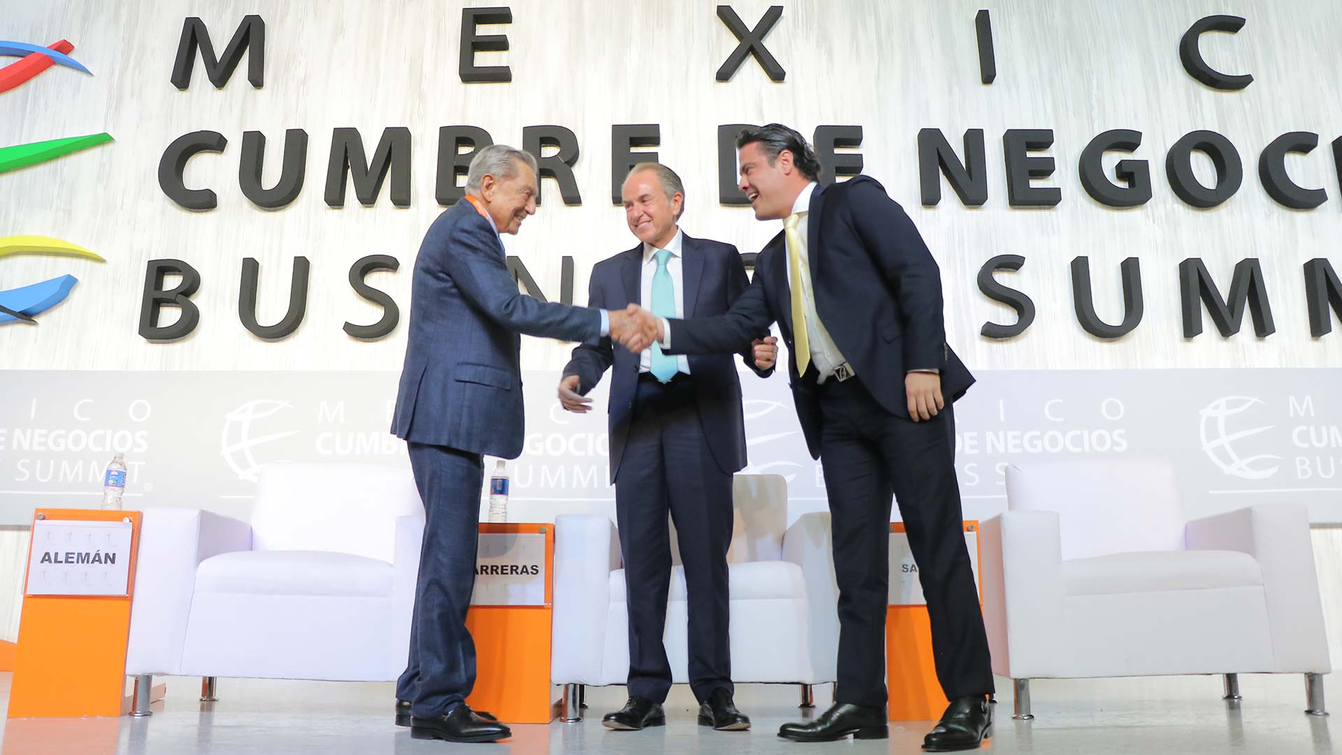The annual Cumbre de Negocios business summit will be held in Guadalajara, Mexico, Oct. 21-23.