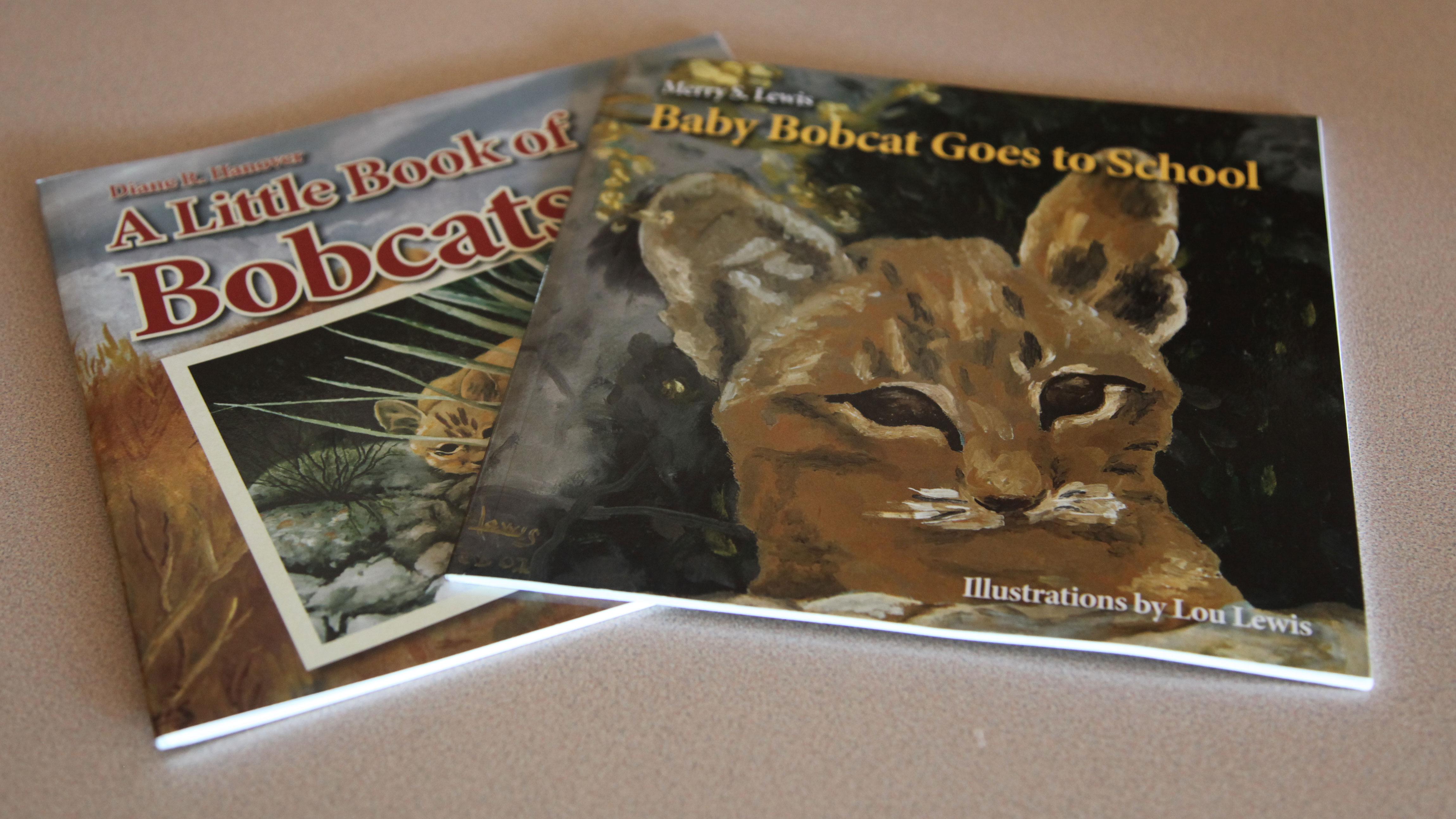 Bobcat books
