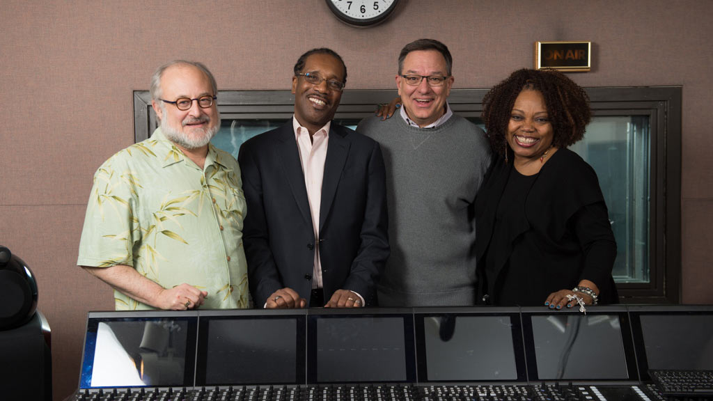 WFMT Jazz Network Hosts