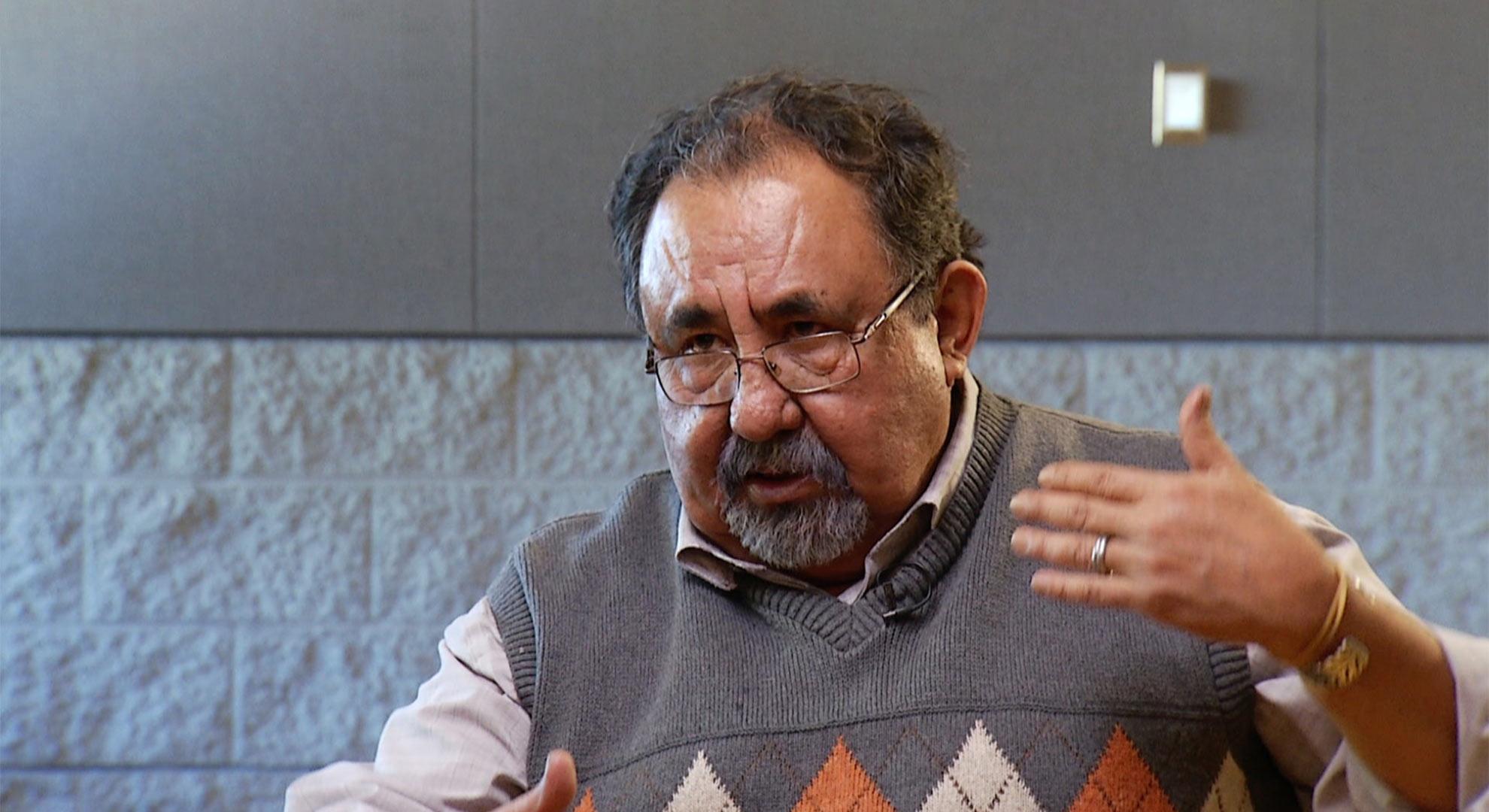 U. S. Rep. Raul Grijalva.