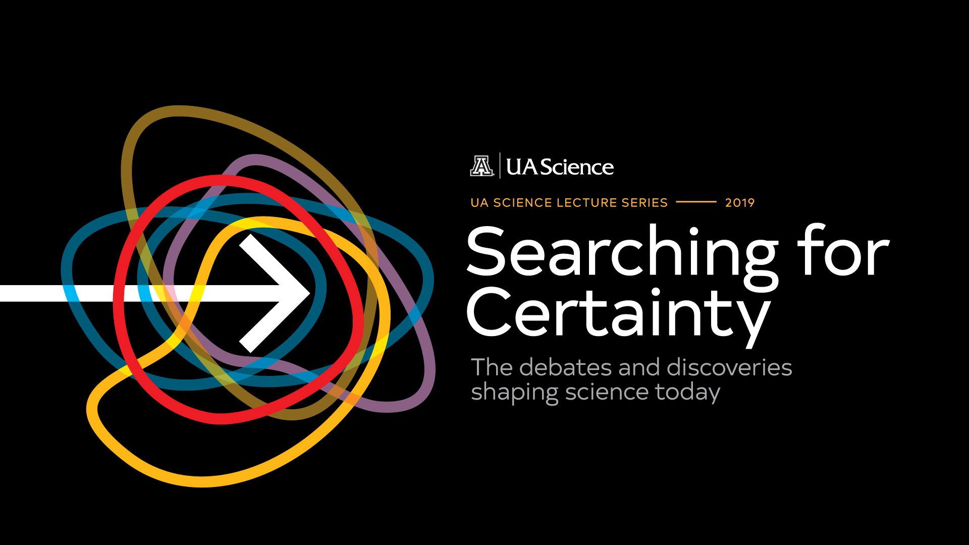 UA Science Lecture Series Searching for Certainty