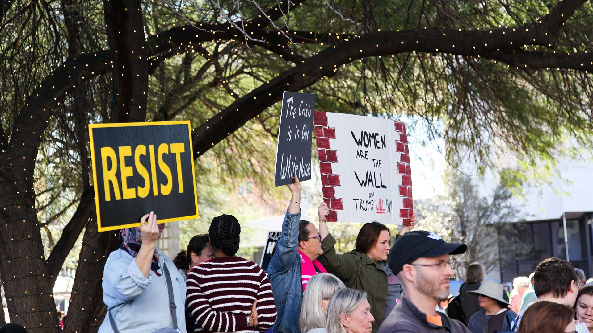 Tucson Women's March 2019
