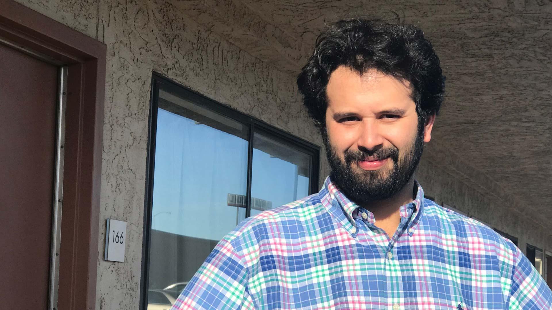 Diego Pena-Lopez, Casa Alitas
