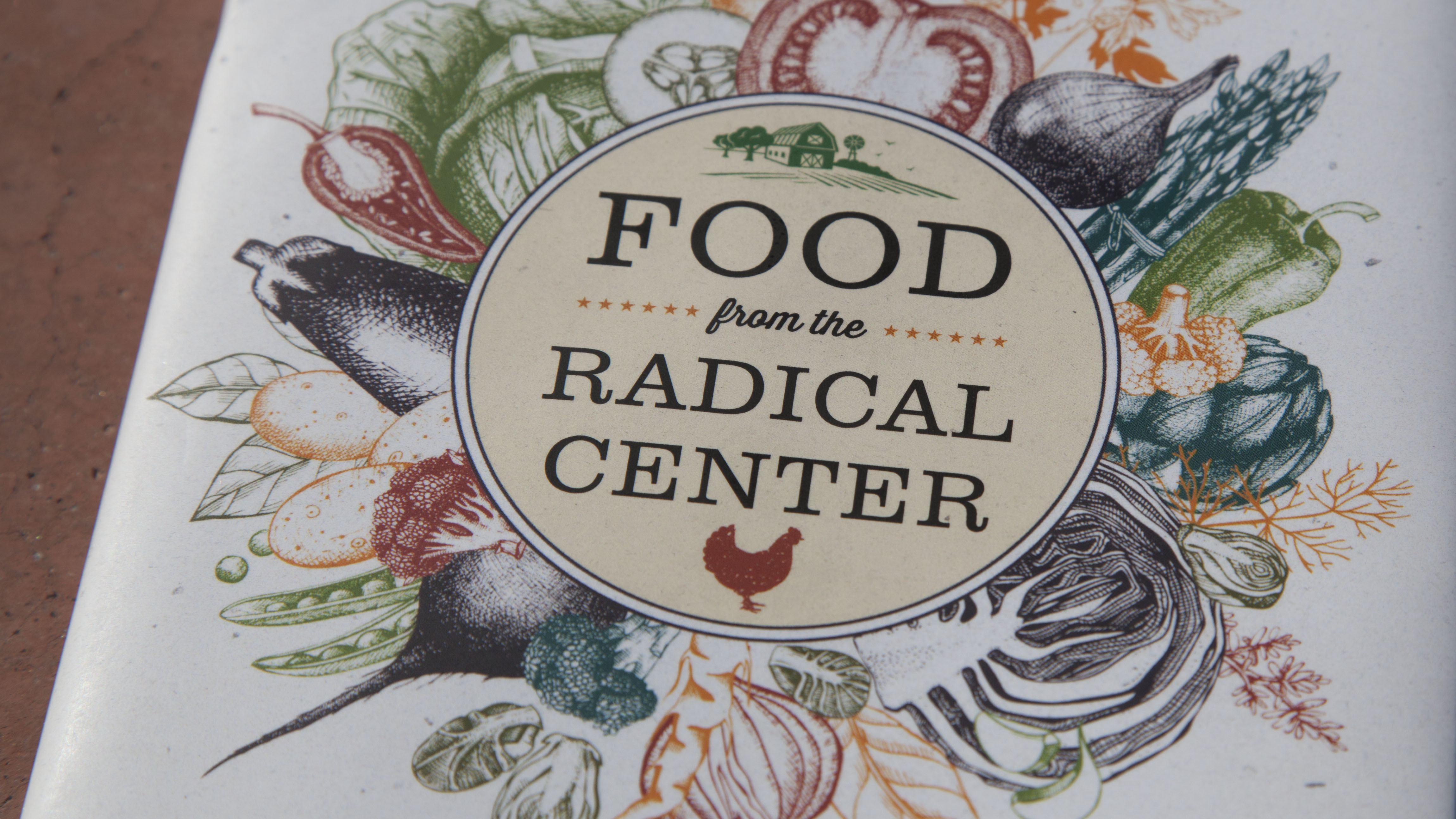 food from the radical center hero