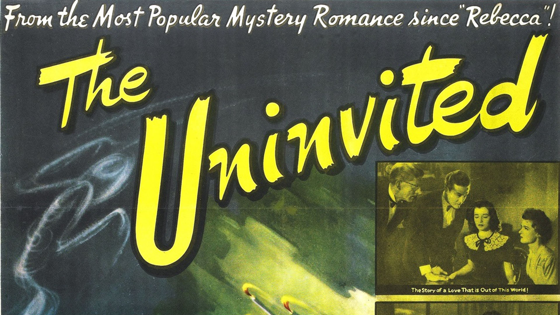 the uninvited poster hero