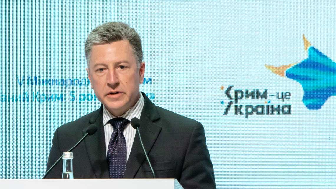Image of Kurt Volker, former special envoy to Ukraine.