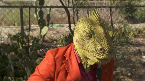 Sad Reptilian