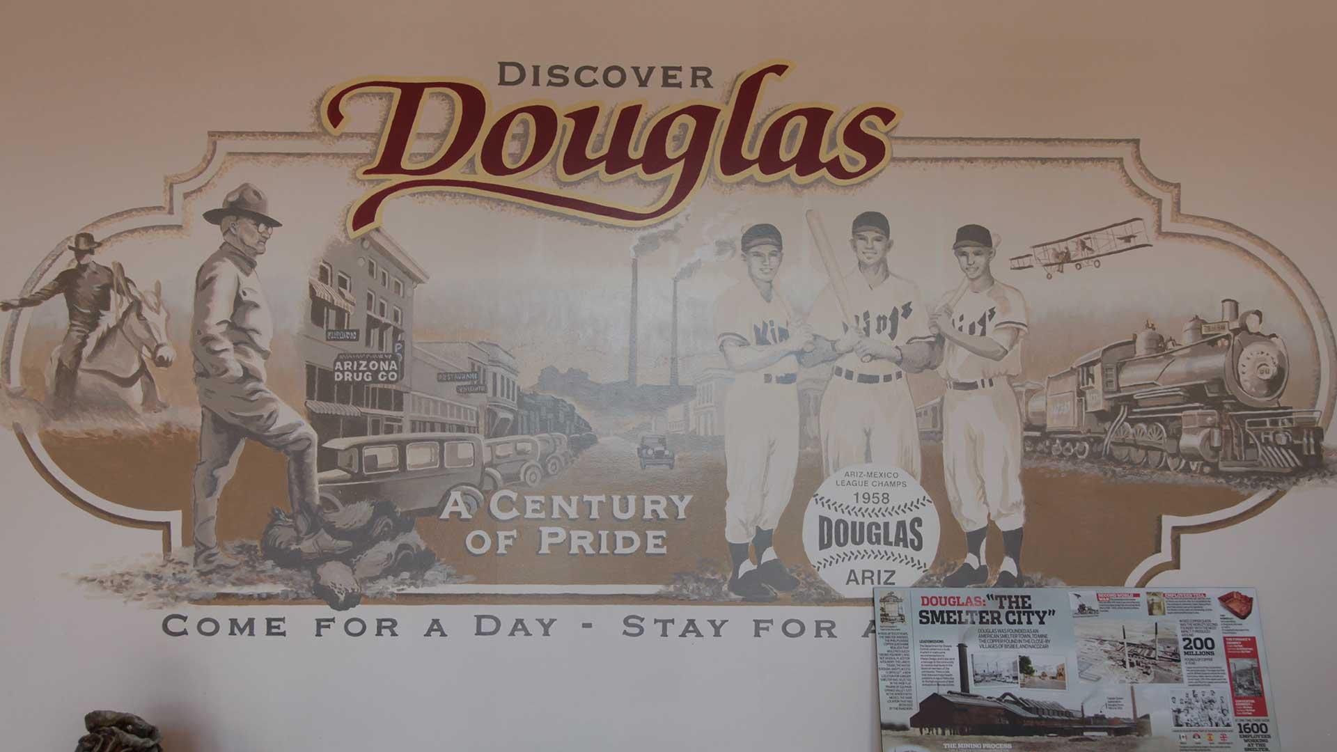 Douglas Mural