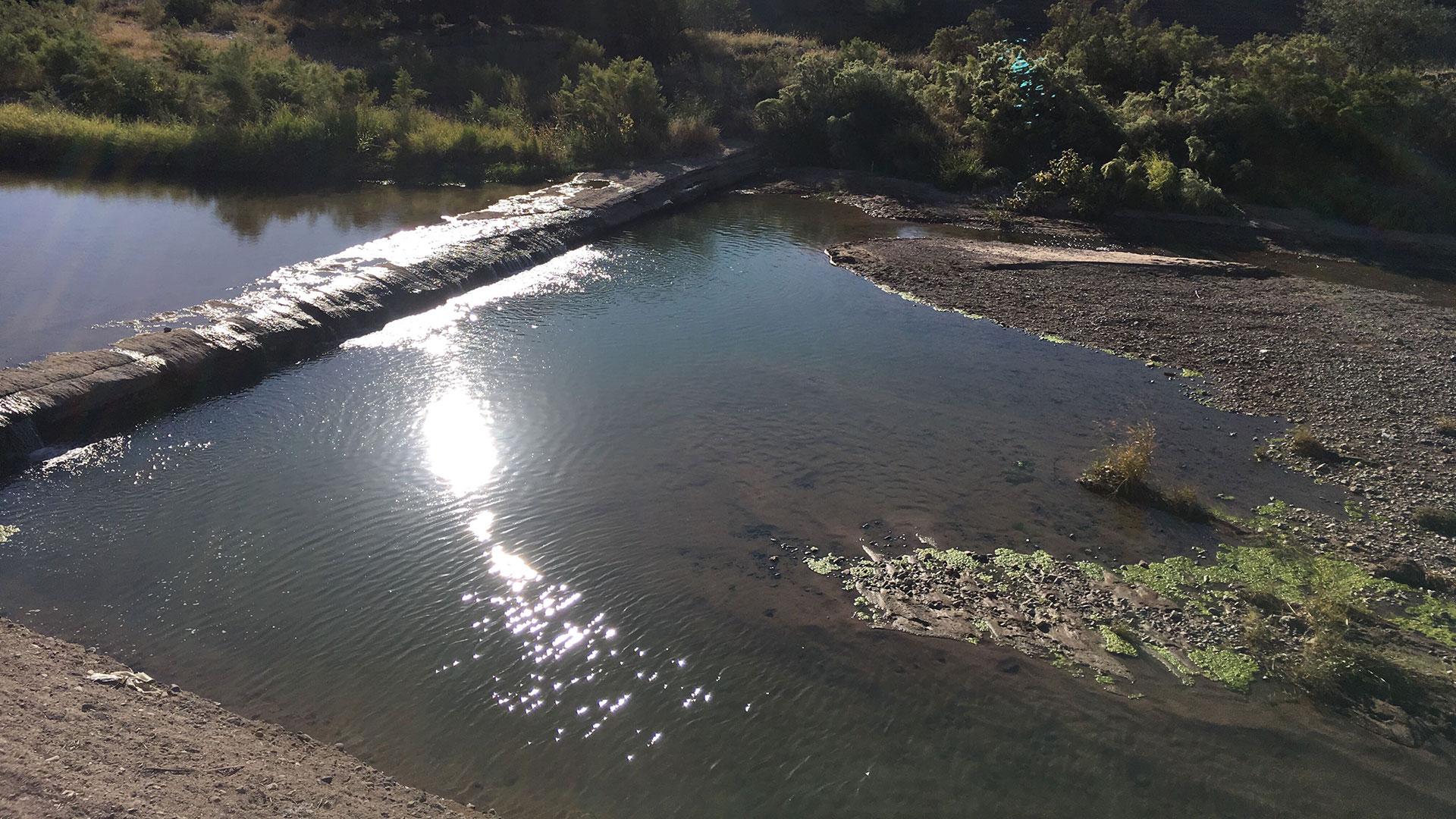 Santa Cruz flow