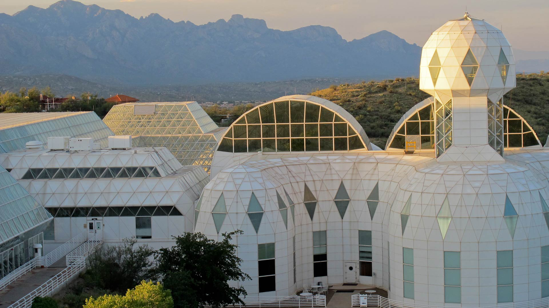 Former UA College of Sciences dean Joaquin Ruiz lists the acquisition of Biosphere 2 among the College's top moments during his 20 years of leadership.