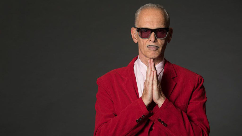 "John Waters tours each year to bring ""A John Waters Christmas"" to his fans."
