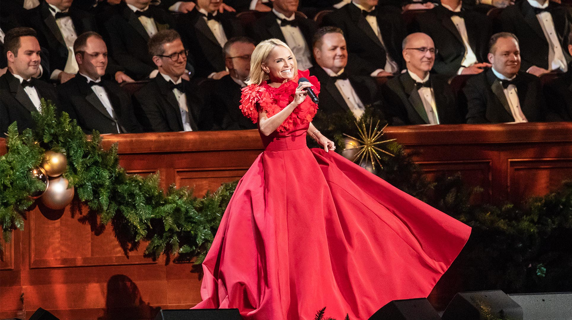 Christmas with the Tabernacle Choir featuring Kristin Chenoweth