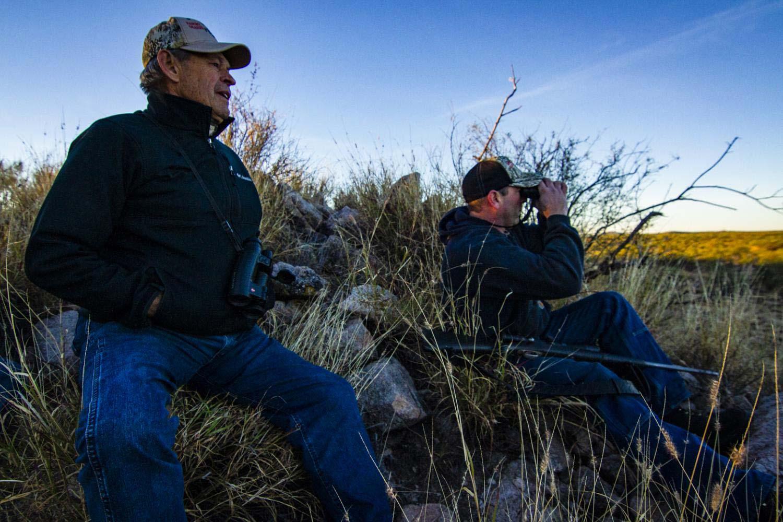 hunting bino