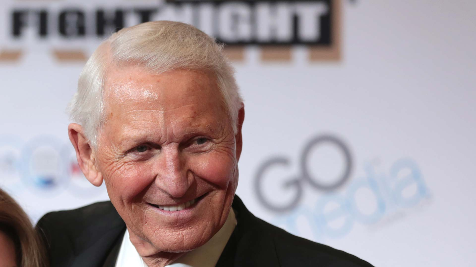 Lute Olson, in 2017.