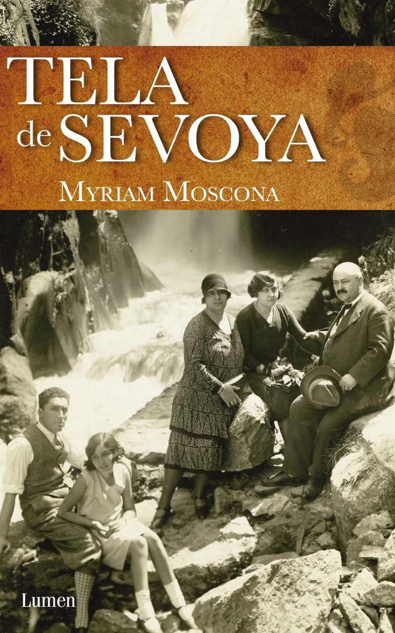 Myriam Moscona book