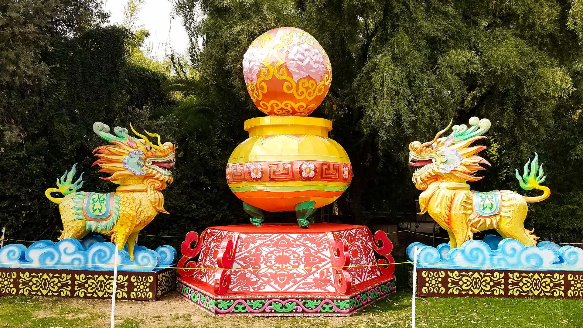 Lions Lantern Festival