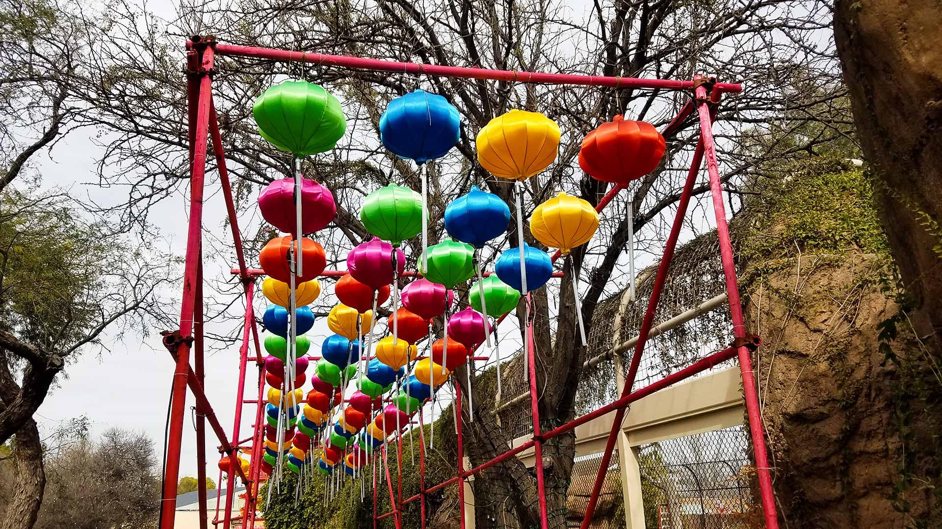 Hanging Lantern Festival